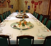 テーブル席6
